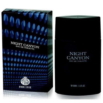 Ανδρικό Άρωμα Night Canyon R.T. 100ml