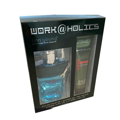 Σετ ανδρικό Work@holics Base με EDT 100ml & s.gel 150ml
