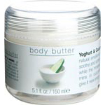 Body Butter Yoghurt & Cucumber milky 150ml