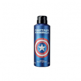CAPTAIN AMERICA BODY SPRAY 200ML