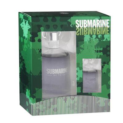 Σετ ανδρικό Submarine με EDT 100ml & 10ml