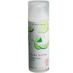 Κρέμα σώματος-βούτυρο βιολογική με λάιμ και βανίλια pure&white 150ml