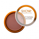 Πούδρα Bronzer Show No3 dark