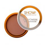 Πούδρα mat Bronzer Show No1 light